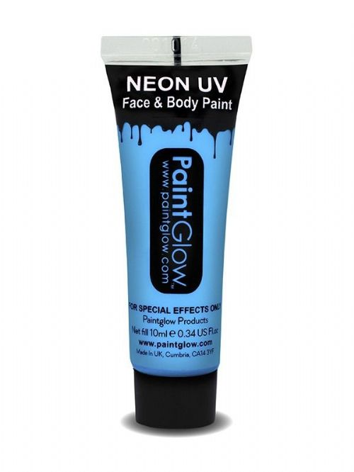 Neon UV - Face and Body Paint - Baby Blue